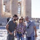 Katherine Kelly Lang in Athens