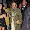 Rita Ora – Leaving the Chiltern Firehouse in London