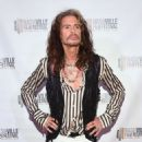 Steven Tyler attends the 49th Annual Nashville Film Festival - 'Steven Tyler: Out On A Limb' World Premiere on May 10, 2018 in Nashville, Tennessee - 454 x 508