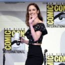 """Actress Sarah Wayne Callies attends the press line for the Fox Action Showcase with """"Prison Break"""" and """"24: Legacy"""" at Hilton Bayfront on July 24, 2016 in San Diego, California"""