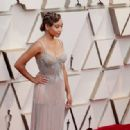 Amanda Stenberg At The 91st Annual Academy Awards - Arrivals (2019)