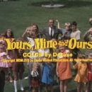 Melville Shavelson Directed The 1968 Movie HIT Yours,Mine and Ours - 454 x 340