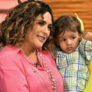 'Un Nuevo Dia' Celebrates Angelica Vale's Son's Birthday - 454 x 392