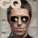 Liam Gallagher - GQ Magazine Cover [United Kingdom] (September 2017)