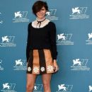 Malgorzata Szumowska – 'Never Gonna Snow Again' photocall – Red carpet at 2020 Venice Film Festival