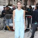Ashley Greene at 'Live with Kelly & Michael' in New York City, New York on April 7, 2016 - 421 x 600