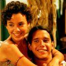 Marcio Garcia and Carla Marins