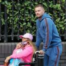 Katie Price – Is seen at the Chelsea and Westminster hospital - 454 x 332