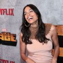 Rosario Dawson – 'Luke Cage' TV Series Premiere in New York