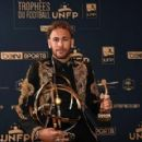 Neymar was announced as the Ligue 1 Player of the Year on Sunday night