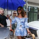Sophie Turner and Priyanka Chopra – Shopping in Miami