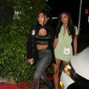 Chantel Jeffries – Spotted at Poppy nightclub in West Hollywood