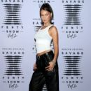 Bella Hadid – Rihanna's Savage X Fenty Show Vol. 2 in LA