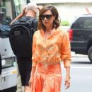 Victoria Beckham headed to a meeting in New York City - 454 x 567