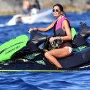 Elisabetta Gregoraci – Pictured on holiday in Capri - 454 x 260