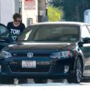 Kristen Stewart Out and About In Los Angeles (December 07, 2014)