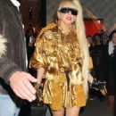 Lady Gaga Causes a Fan Frenzy During Night Out in Tokyo