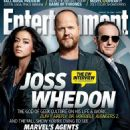 Chloe Bennet, Joss Whedon, Clark Gregg - 454 x 605