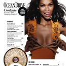 Chanel Iman Ocean Drive Magazine Pictorial November 2010 United States
