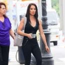 Lucy Liu – Out in The West Village