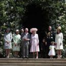 Prince Harry Marries Ms. Meghan Markle - Windsor Castle - 454 x 303