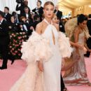 Rosie Huntington-Whiteley: The 2019 Met Gala Celebrating Camp: Notes on Fashion - Lookbook