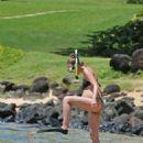Emily Baldoni in Bikini in Hawaii - 454 x 681