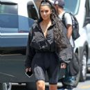 Kim Kardashian – Leaves the Saved By The Max in West Hollywood - 454 x 681