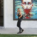 Sofia Richie at Graphaids in Calabasas