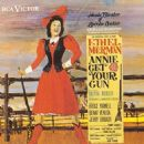 Annie Get Your Gun 1966 Music Theater Of Lincoln Center Starring Ethel Merman
