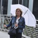 Jane Danson – out in Manchester - 454 x 489