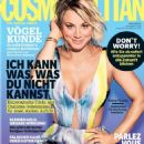 Kaley Cuoco - Cosmopolitan Magazine Cover [Germany] (August 2016)