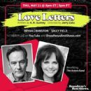 LOVE LETTERS Stage Version By A.R.Gurney Starring Sally Field