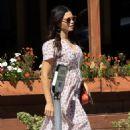Jenna Dewan – Out in Studio City