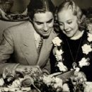 Sonja Henie and Tyrone Power - 454 x 361