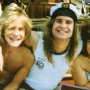 Randy,Ozzy and Sharon