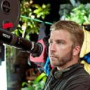 Director Peter Billingsley on the set of Universal Pictures' Couples Retreat. - 454 x 330