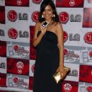Jennifer Freeman - The LG And Jermaine Dupri Fusic Launch Party 27/06/06 - 454 x 685