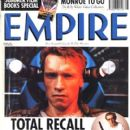 Arnold Schwarzenegger - Empire Magazine [United Kingdom] (August 1990)