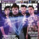 Big Cheese Magazine Cover [United Kingdom] (February 2015)