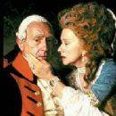 Helen Mirren and Nigel Hawthorne