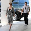 Abbie Cornish - With Ryan Phillippe Buying Carpets At Mansour In Hollywood 2008-06-30