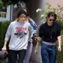 Kristen Stewart Out and About In La