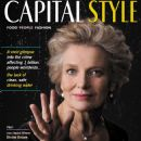 Margaret Trudeau - Capital Style Magazine Cover [Canada] (10 May 2010)