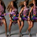 Beyoncé Knowles - Michael Thompson Shoot For W Magazine