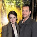 Claire Foy and Stephen Campbell Moore - 454 x 299