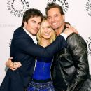 Maggie Grace and Ian Somerhalder