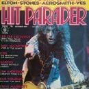Jimmy Page - Hit Parader Magazine Cover [United States] (October 1976)
