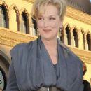 Meryl Streep's 2012 SAG Awards Arrival