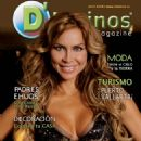 Aylín Mújica- D'Latinos Magazine April 2009 - 454 x 589
